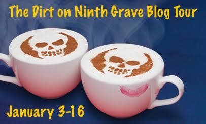 The Dirt On Ninth Grave 2 a bookworm s world giveaway the dirt on ninth grave