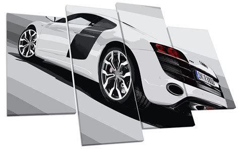 Car Canvas Wall