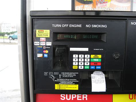 Gas Pump Gift Card - thieves hack credit cards at utah gas pumps credit card fraud