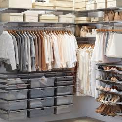 Online Purchase Home Decor Items platinum elfa walk in closet the container store
