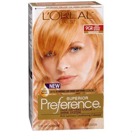 l or 233 al majirel light blond 8 xx 50ml l oreal superior preference 9gr light reddish warmer 1 each pack of 4 walmart