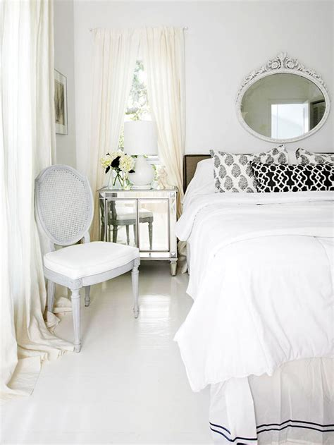 white color bedroom 2013 bedroom color schemes from bhg home interiors