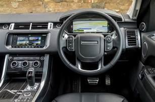Land Rover Range Rover Interior land rover range rover sport interior autocar