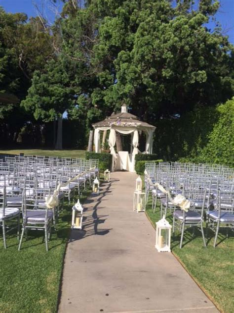 Wedding Venues Los Angeles by Los Angeles Wedding Venues Country Club Receptions
