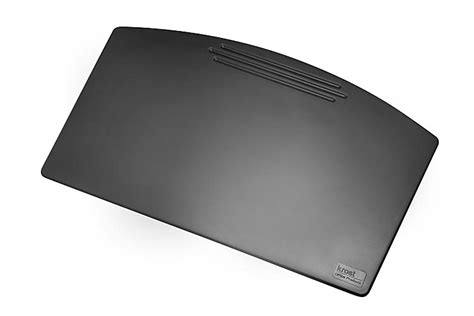 Curved Desk Pad by Curved Desk Pad Black Kro933bl Corporate Gifts