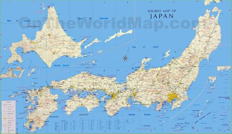maps maps maps japan tourist map