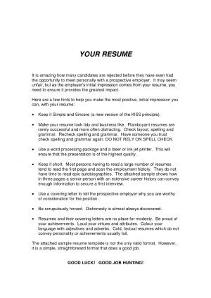 quotes from recent resume employers quotesgram