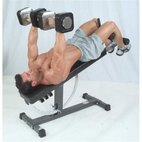 how to do decline bench press without a bench pin bench chest press dumbbell incline on pinterest