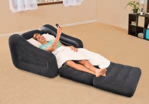 Intex Pull Out Chair by Intex Air Chair With Pull Out Bed Mattress