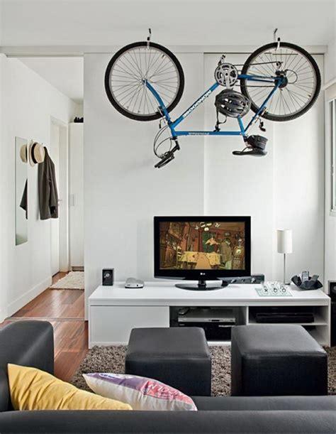 Bicycle Home Decor by 5 Dicas Pr 225 Ticas Para Decorar Apartamentos Pequenos