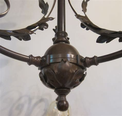 three arm ceiling light exeter antique lighting company