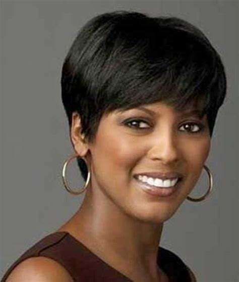 short hair cut for african women with round face 15 inspirations of short haircuts for black women with