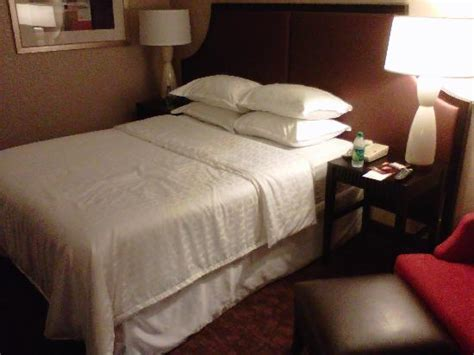 sweet sleeper bed room picture of sheraton atlanta hotel atlanta