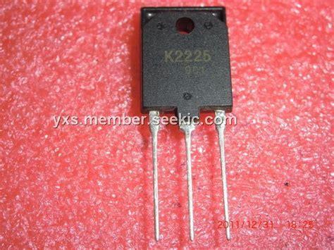 transistor k2225 datasheet k2225 original supply us 1 5 renesas renesas technology corp k2225 supplier seekic