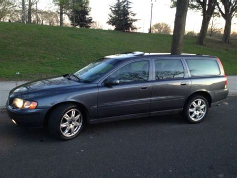 where to buy car manuals 2003 volvo v70 transmission control buy used 2003 volvo v70 awd wagon 4 door 2 5l in hillside new jersey united states for us