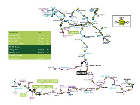 map of river thames reading to oxford anglo welsh waterway holidays
