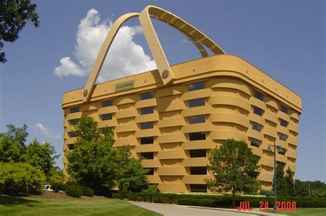 longaberger building mojito loco unusual buildings and houses part 1 the