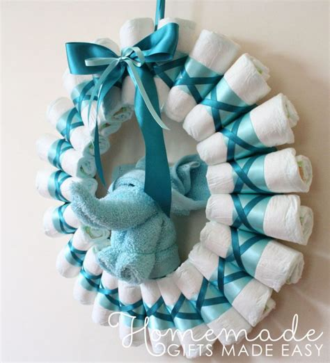 Diy Baby Shower Gifts by 14 Cutest Diy Baby Shower Decorations To Try Shelterness