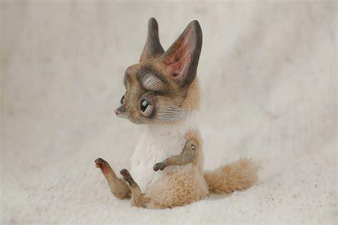 Baby Fennec Fox Wallpaper - fennec fox baby by da bu di bu da on deviantart