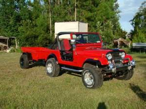 find used 1983 jeep with custom m 416 trailer in