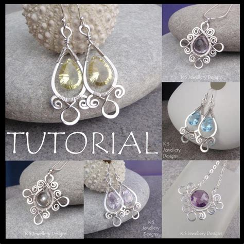 metal jewelry tutorials world jewellery designs new wire jewelry tutorial