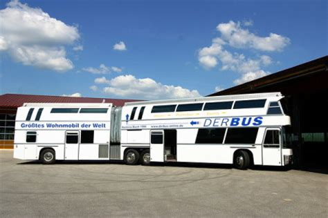 the most biggest rv in the world guinness record largest motorhome