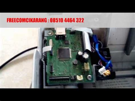 how to reset canon mg2470 cara reset eprom canon mg2470 mg2570 ip2870 youtube