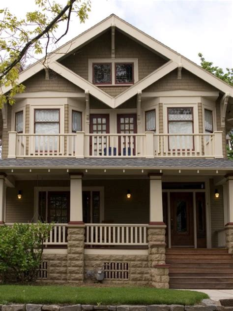 craftsman home style 26 popular architectural home styles home exterior