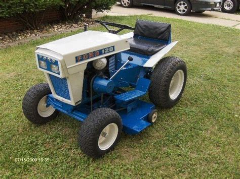 Ford Garden Tractor by 13 Best Ford Garden Tractors Images On Small