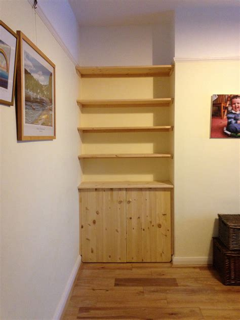 Cupboard Shelving - fitted shelving cupboards and flooring p d carpentry