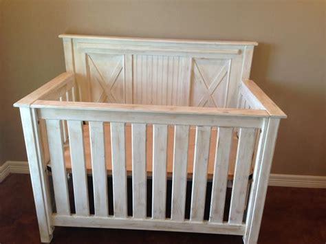 rustic acre custom built rustic baby bed   bead