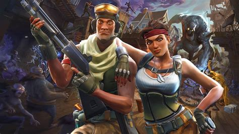 what fortnite team is on on fortnite at e3 2015 epic s new team fortress