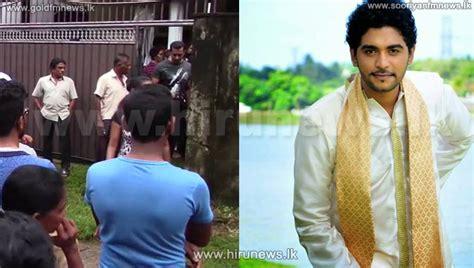 sri lankan actress dasun dasun video records own death hiru news srilanka s