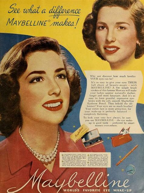 1940s Makeup Ad Www Imgkid 17 Best Images About 1940s Cosmetics On