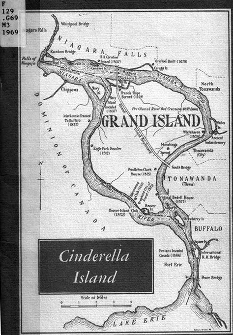 map of grand island grand island ny map
