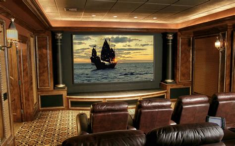 Home Theatre Decoration Ideas | home theater interior designs decorating ideas 38