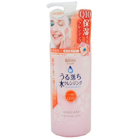 Alat Pembersih Wajah 98000 bifesta cleansing lotion age care 300ml gogobli