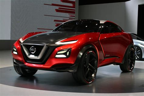 nissan electric sports car nissan working on electric sports car crossover