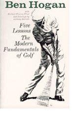 ben hogan swing theory ben hogan golf books
