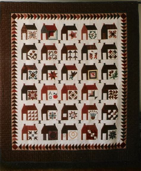 Schoolhouse Quilt Shop by Kingston Heirloom Quilters