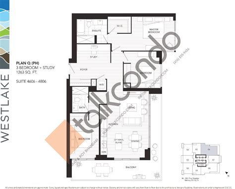 westlake floor plan westlake phase 1 condos talkcondo