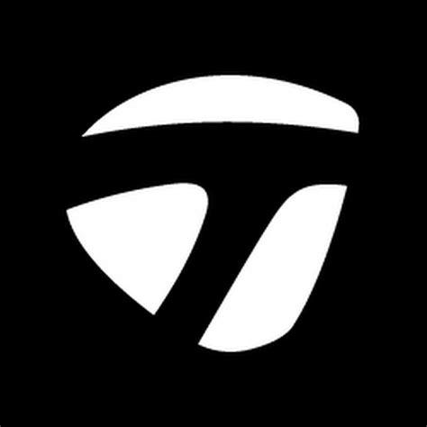 Kaostshirtbaju Taylormade Golf Logo taylormade golf