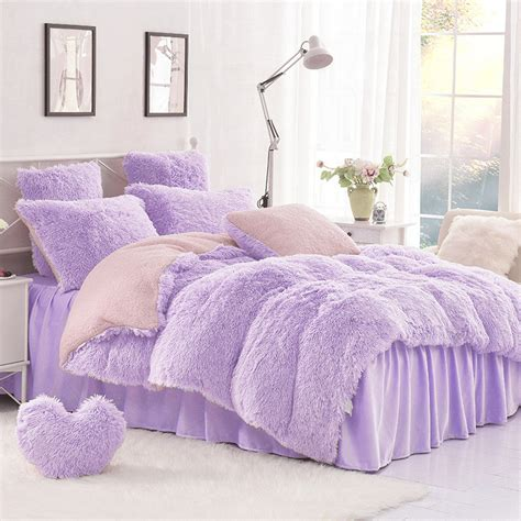 popular purple velvet comforter buy cheap purple velvet