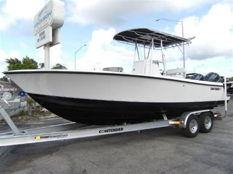contender boats 25 tournament contender 25 tournament boats for sale in florida