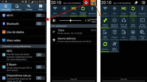 configurar barra superior android galaxy s3 veja as principais mudan 231 as da atualiza 231 227 o para