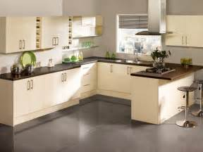 Cream Kitchen Designs modern kitchen ideas cream gloss images