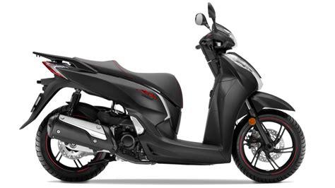Honda Motorrad Sh300i by Technische Daten Sh300i Motorroller Modellpalette