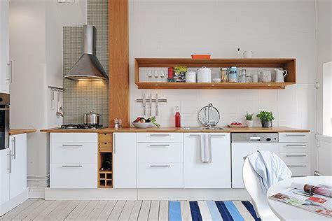 imagenes de cocinas minimalistas blancas trucos para decorar repisas de la cocina