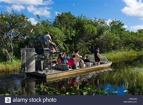 airboat in ta alligator airboat tours bing images