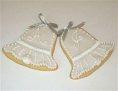 Wedding Bell Sugar Cookies by Wedding Bell Cookies Cookies